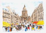 Paris  le Panthéon II