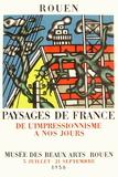 Expo 58 - Musée des Beaux-Arts de Rouen