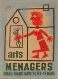Salon des Arts Ménagers 56