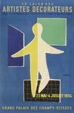 Salon des Artistes Décorateurs 1954