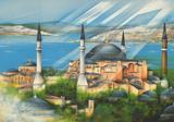 Sainte Sophie à Istamboul