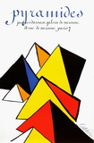 Expo 80 - Galerie Jacques Damase Pyramides
