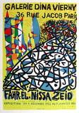Expo Galerie Dina Vierny