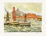 Marseille : Fort Saint Nicolas