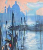 Effet de lumière à Venise I