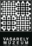Expo Vasarely Muzeum Reproduction pour collectionneurs par Victor Vasarely