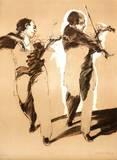 Duo de violons