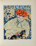 Femme au Chien  1906