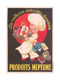 Label for Nepute Food Products