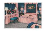 Pink Frou-Frou Bedroom