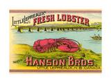 Canadian Fresh Lobster