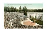 Greek Amphitheatre  Berkeley