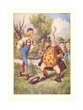 Alice in Wonderland  Father William