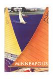 Sailboats  Minneapolis