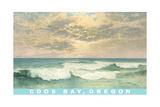 Waves at Coos Bay