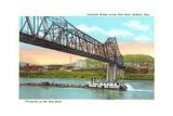 Interstate Bridge  Bellaire