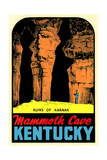 Mammoth Cave Decal