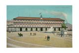 Royal Palace  Naples