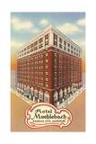 Hotel Muehlebach  Kansas City