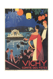 Poster for Vichy Festival