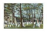 Christ Church Graveyard  Cooperstown