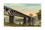 Panhandle Bridge at Steubenville