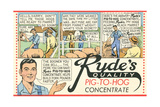 Pig-To Hog Concentrate Ad