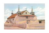St Augustine Church  Iselta Pueblo