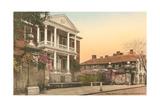 Miles Brewton House  Charleston