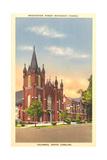 Washington Street Methodist  Columbia