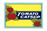 Label for Tomato Catsup