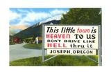 Little Town Is Heaven