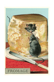 Fromage  Mice in Cheese