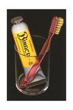 Binaca Toothpaste Ad
