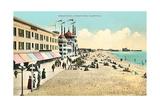 Ocean Park Beach  California