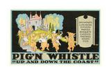 Pig'N Whistle Advertisement