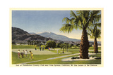 Thunderbird County Club  Palm Springs