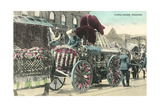 Vintage Rose Parade  Pasadena  California