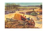 Major Excavation