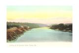 Delaware River  Easton