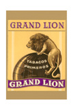 Grande Lion Label