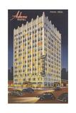Adams Hotel  Tulsa