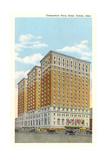 Commodore Perry Hotel  Toledo