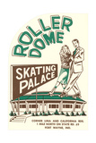 Ad for Roller Dome