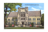 Administration Building  College of Wooster