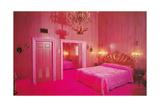 Hot Pink Fantasy Bedroom