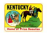 Kentucky Decal