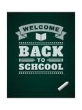 Back to School Message on Blackboard
