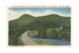 Blue Ridge Parkway  Mt Mitchell
