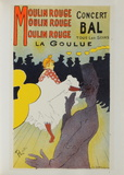 La Goulue au Moulin-Rouge